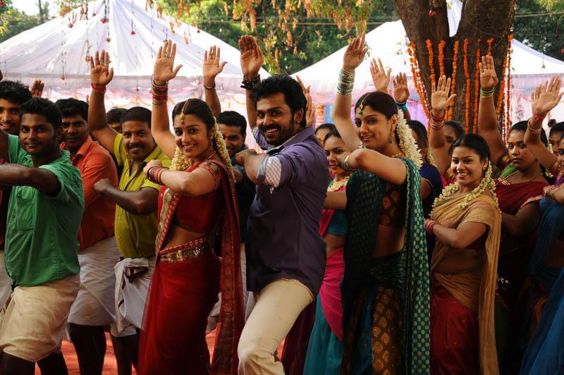 Karthi Anushka Bad Boy Movie Latest Stills, Hot Anushka in Bad Boy