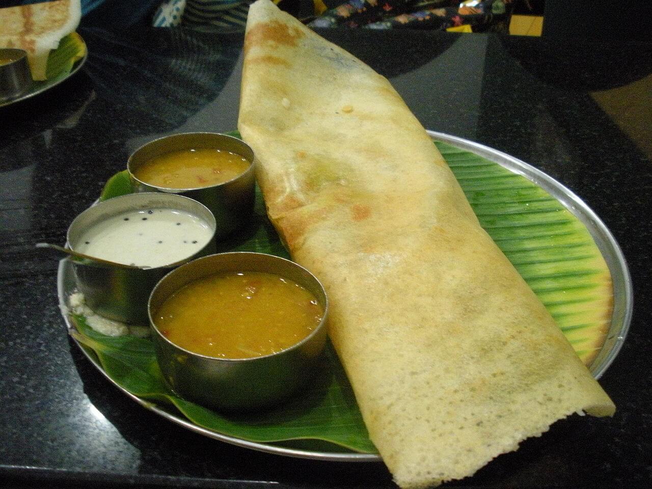 Breakfast In Bangalore